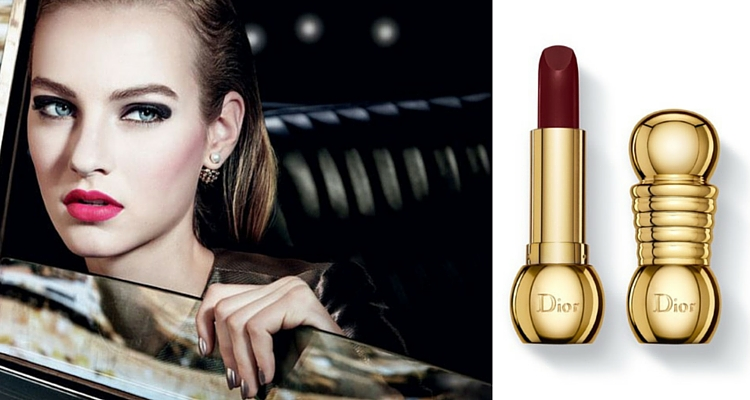 La collection de maquillage de Dior pour Noël 2015