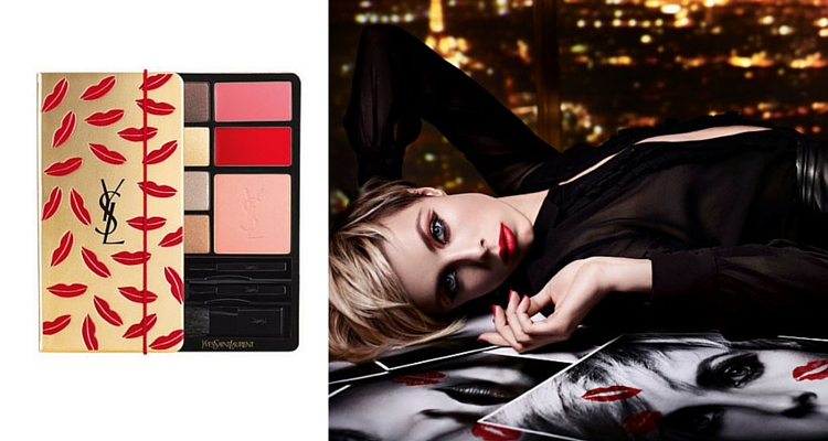 La collection de maquillage de Yves Saint Laurent pour Noël 2015