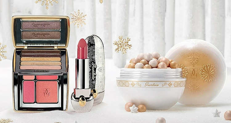 La collection maquillage de Guerlain pour Noël 2015
