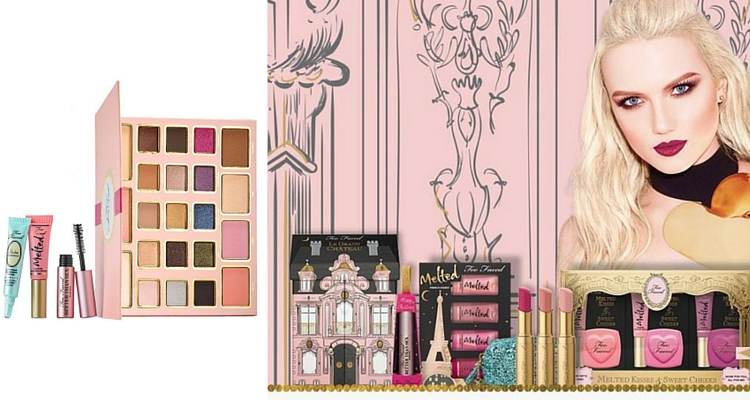 La collection de maquillage de TooFaced pour Noël 2015