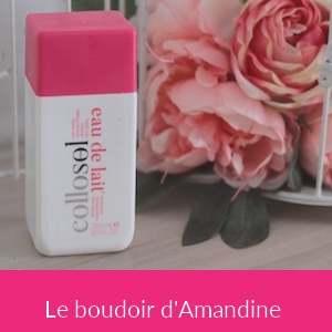 Article de blog Le boudoir d'Amandine