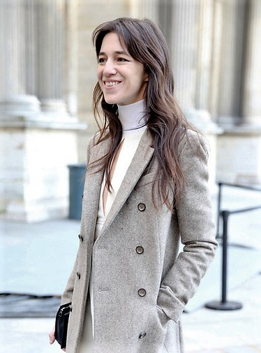 Charlotte Gainsbourg collabore avec Nars pour une collection de maquillage