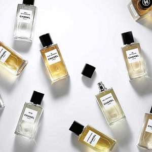 Des parfums de la collection les Exclusifs de Chanel