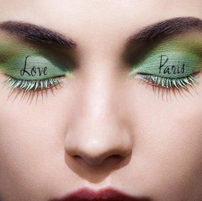 maquillage yeux lancome rykiel collaboration