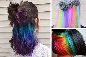 la coloration tendance de 2016