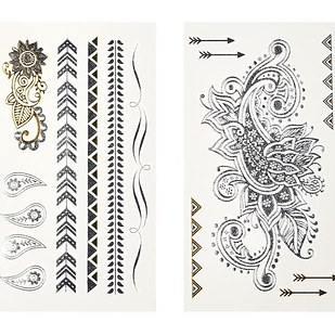 motifs de hair tattoo