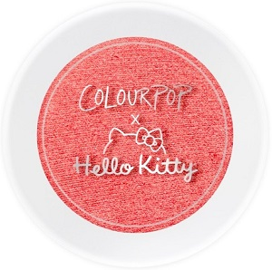 blush Hello Kitty Colourpop