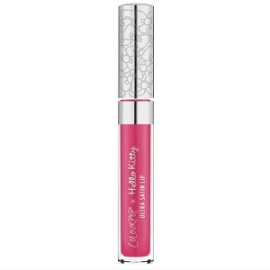 gloss satiné hello kitty colourpop