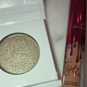 Kit sweetheart de la collection Valetine's Day de Kylie Jenner