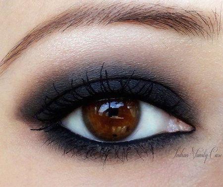 Les plus beaux smoky eyes - Smoky eyes facile ...