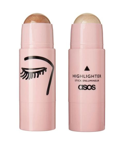 Highlighters collection ASOS Makeup