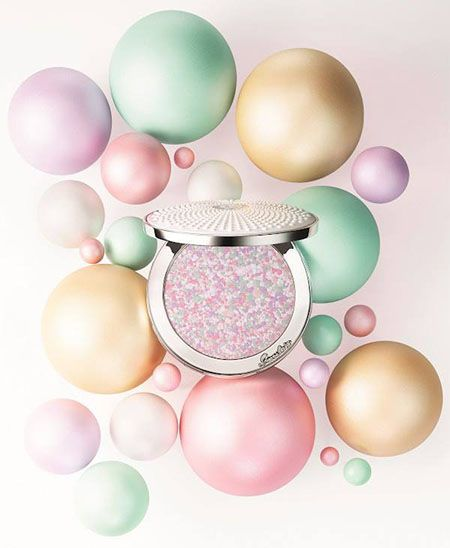 collection Guerlain spring glow 2016