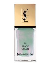 vernis la laque couture peace green ysl