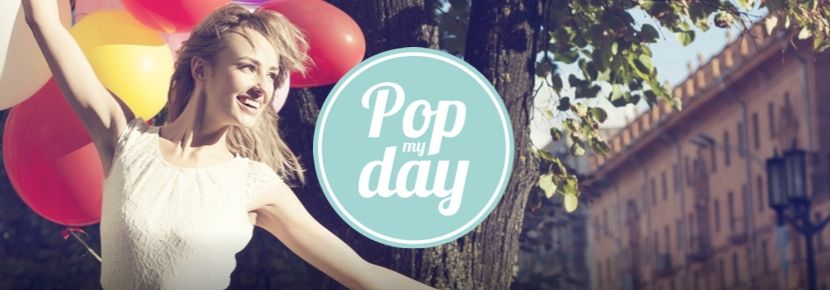 application beauté pop my day