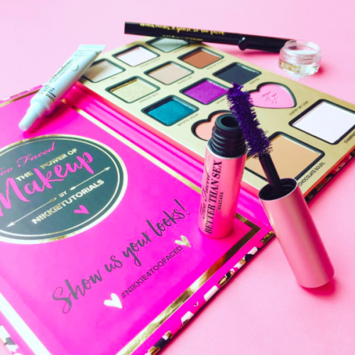 Kit de la collaboration Nikkie Tutorials x Too Faced
