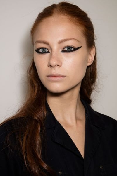 Maquillage des yeux Christian Dior