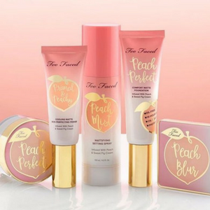 Peaches & Cream too faced