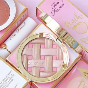 peaches and cream too faced