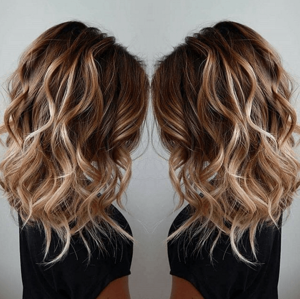 Extrêmement Les plus jolis balayages cheveux YC78