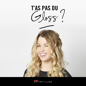 L'émission T'as pas du Gloss de Maybelline avec EnjoyPhoenix