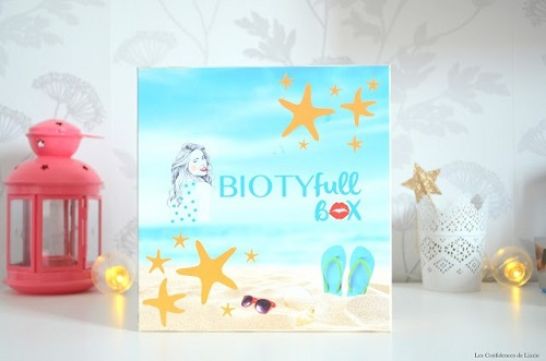 Biotyfullbox de juillet