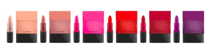 shadescents les parfums Mac Cosmetics