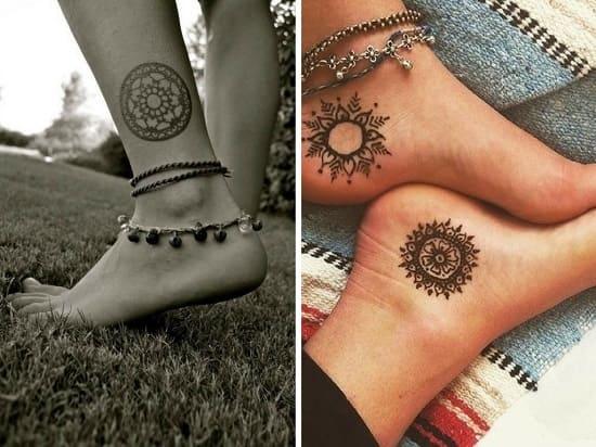 14 Idees De Tatouage Cheville