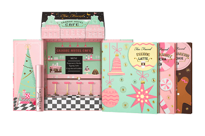 Grand Hôtel Café Too Faced Noël 2016