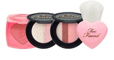 Le kit Let It Glow de Too Faced Noël 2016