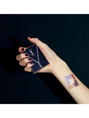la Palette Couture de la collection Yconic Purple Yves Saint Laurent