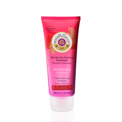 gel douche gingembre rouche Roger & Gallet