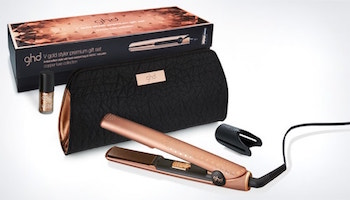 Fer a lisser ghd rose gold