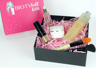 Box beauté Biotyfull box