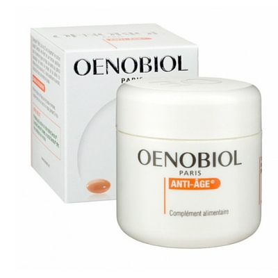 oenobiol cure anti-age