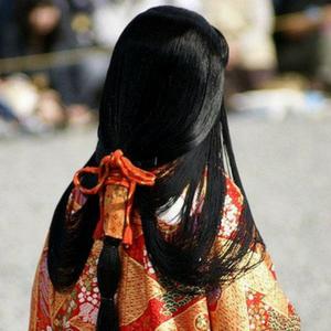 taregami coiffure japonaise