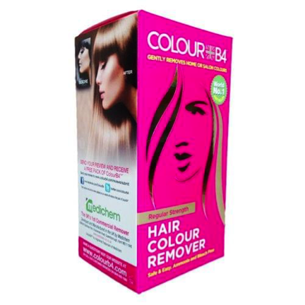 hair colour remover de colour B4