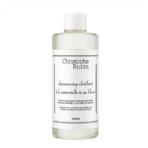 shampoing clarifiant camomille christophe robin
