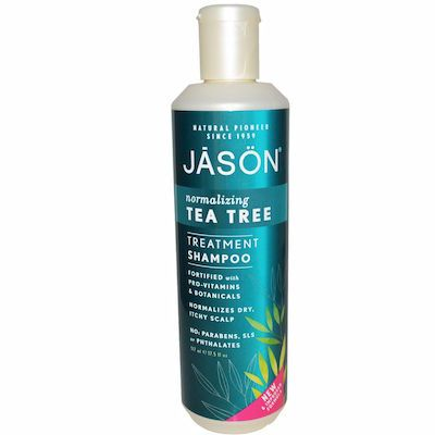 shampoing tea tree de jason