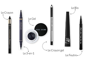 choisir son eye liner