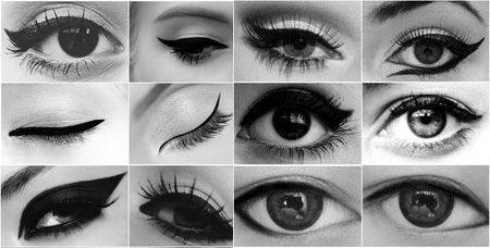 d67cb7b124387d Idées de maquillage avec un Eye Liner
