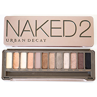 Palette de maquillage Naked d'Urban decay