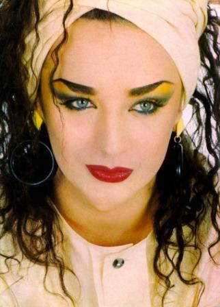 Populaire Saga maquillage : les années 80 XX15