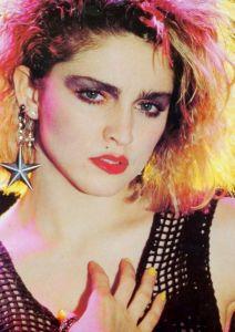 Madonna  icône des années 80