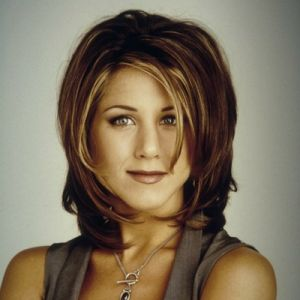 Coupe de cheveux de Rachel de Friends