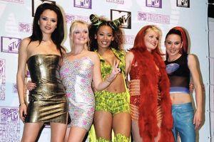 Spice girls style grunge dans les années 90