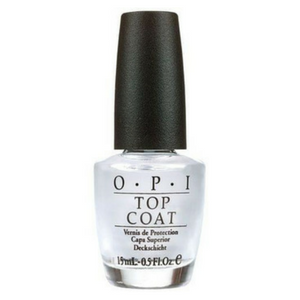 Top coat O.P.I indispensable accessoire de nail-art
