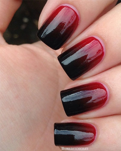 les meilleurs nail art pour halloween. Black Bedroom Furniture Sets. Home Design Ideas