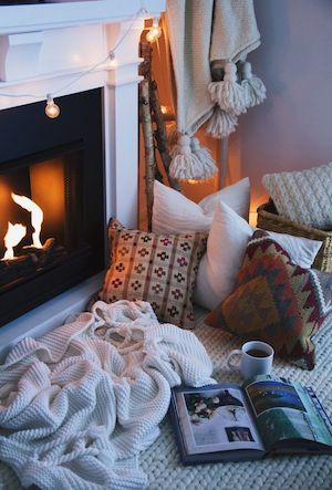 Le coin douillet version Hygge