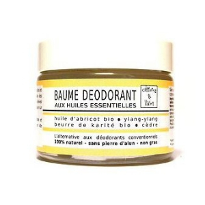 Déodorant naturel made in France
