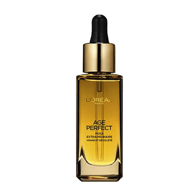 huile extraordinaire age perfect de l'oreal paris